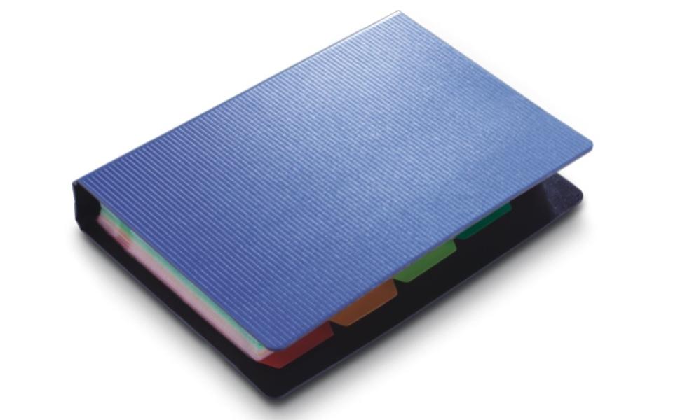 name card holder 500 pockets deli · stationery